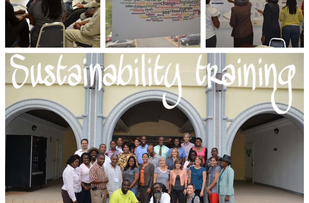 2012 Sustainability Training