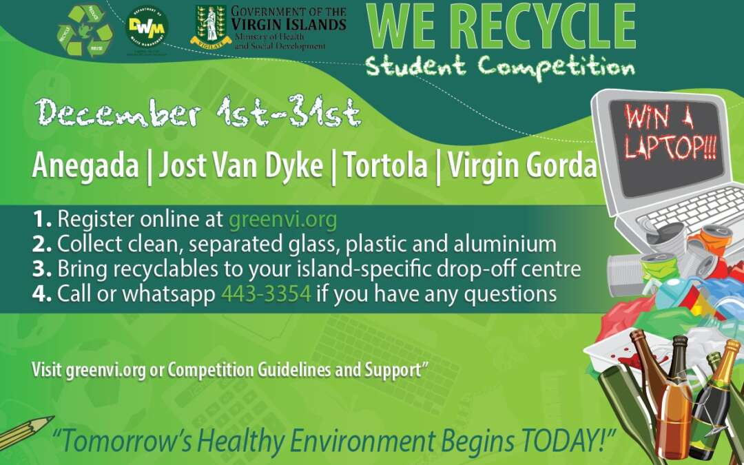 WE RECYCLE Student Competition